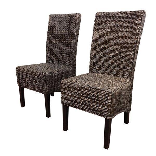 Admiranda Side Chair (Set of 2) by Bayou Breeze Bayou Breeze