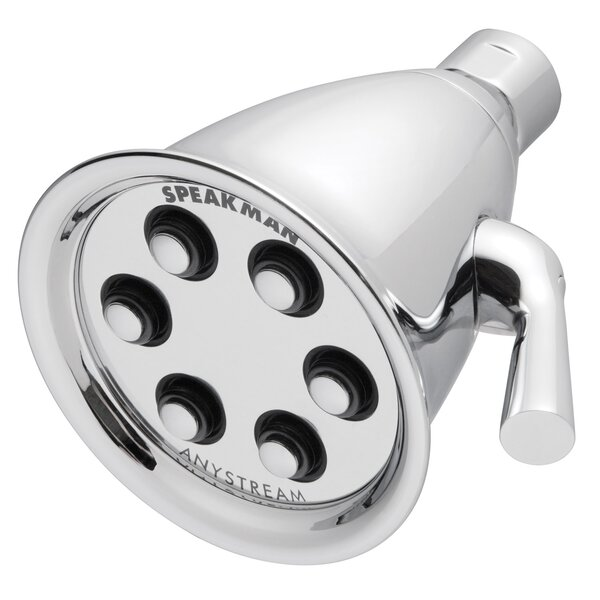 Icon Multi-Function Adjustable Shower Head by Speakman