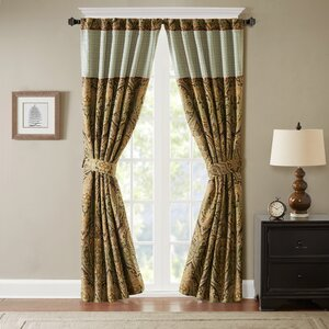 Canovia Springs Single Curtain Panel