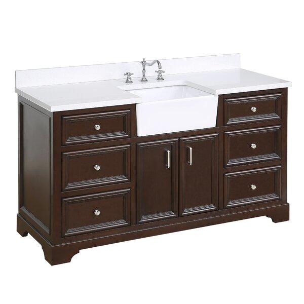 Heath 60 Single Bathroom Vanity Set
