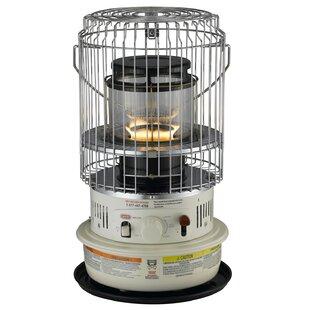 3,076 Watt Portable Kerosene Convection Utility Heater with Electronic Ignition by Dyna-Glo