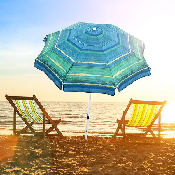 Newington 7' Beach Umbrella by Freeport Park Freeport Park