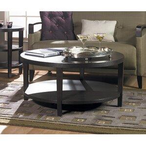 fabiano round coffee table