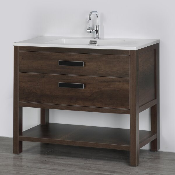 39 Single Bathroom Vanity Set by Streamline Bath
