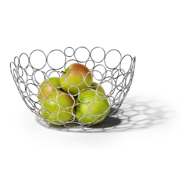 Diedre Circles Fruit Basket by Zipcode Design
