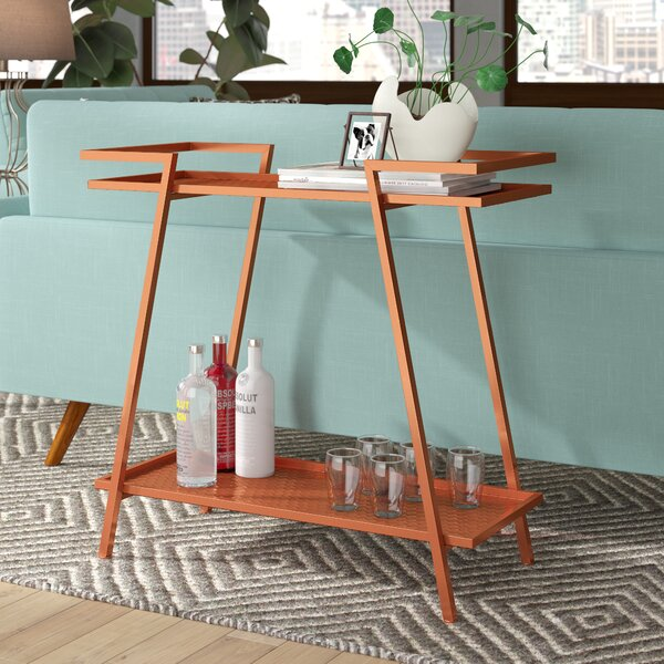 Ailani End Table by Ivy Bronx