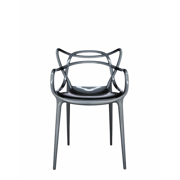 Masters Patio Chair (Set of 2) by Kartell