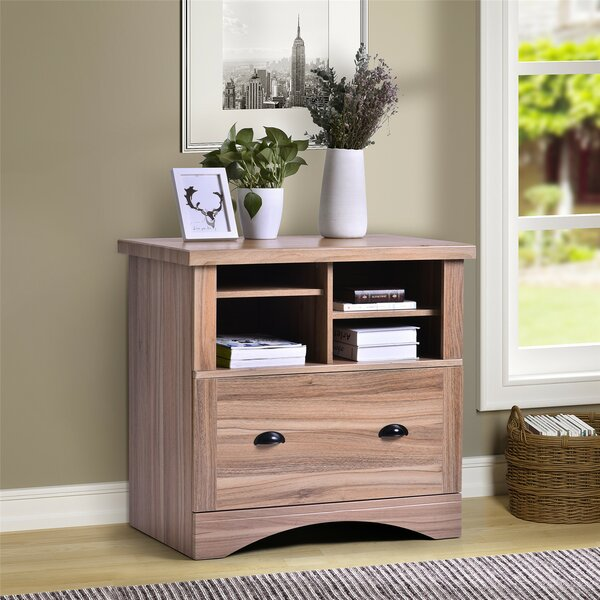Nicolaus 1-Drawer Lateral File Cabinet