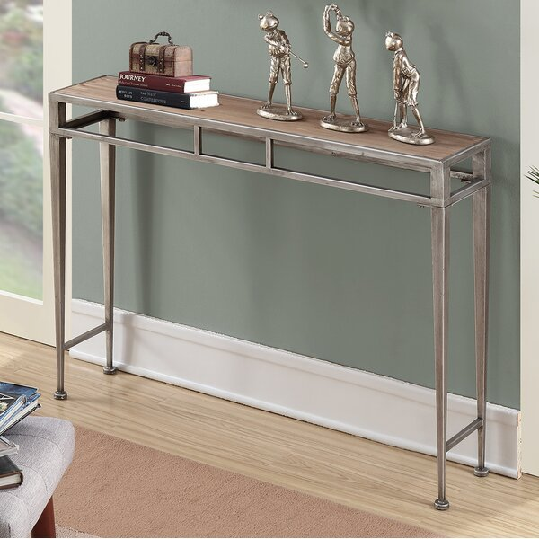 Justis Console Table by Willa Arlo Interiors
