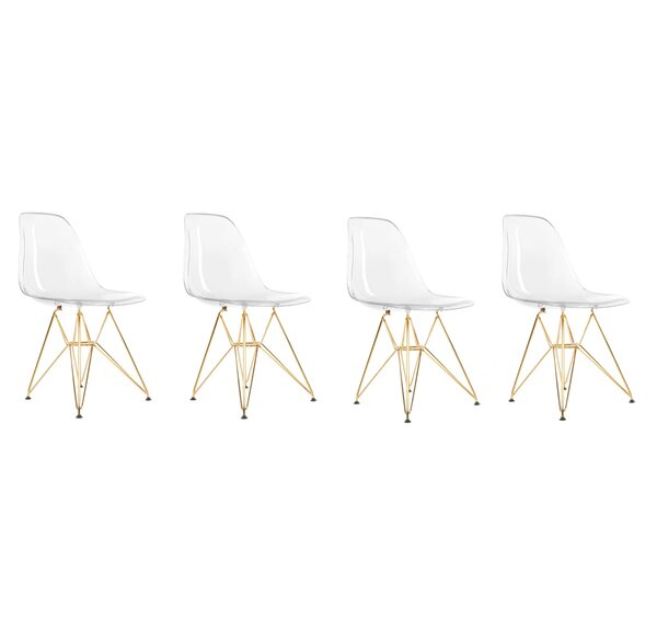 Scotland Dining Chair (Set Of 4) By Brayden Studio