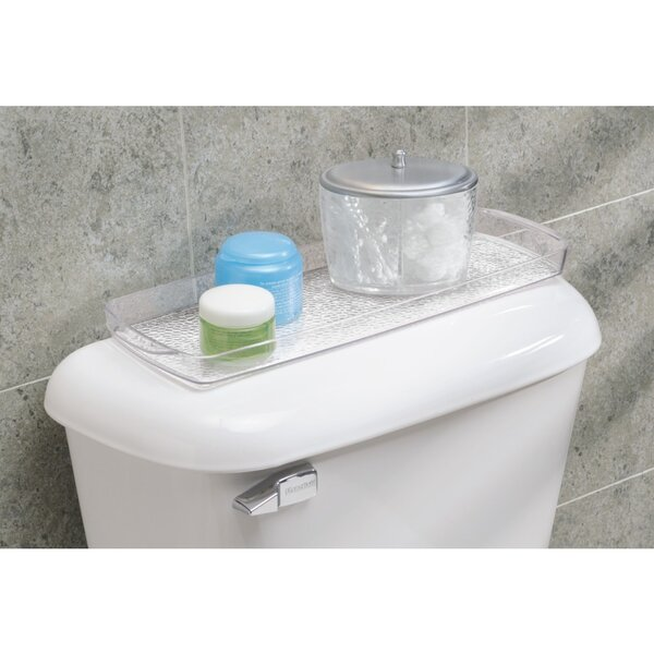 Eisenhart Bathroom Accessory Tray by Rebrilliant
