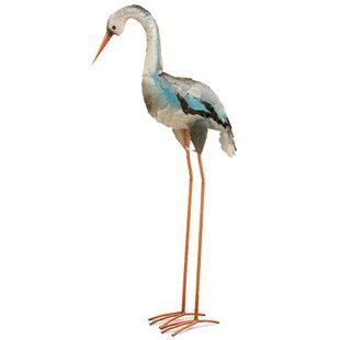 garden cranes. Garden Crane Statue Cranes E