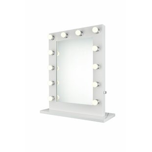 Steppe Bathroom/Vanity Mirror by Latitude Run