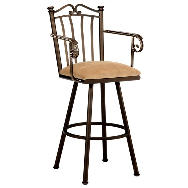Sunset 30 Swivel Bar Stool by Callee