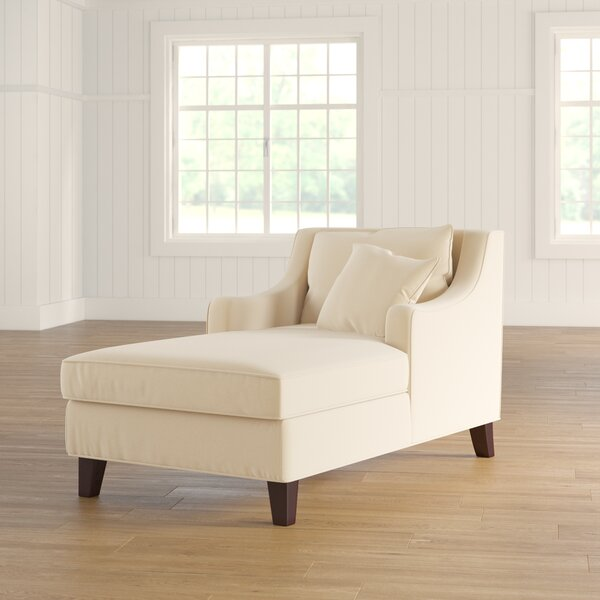 Harisson Sandy Chaise Lounge by Darby Home Co