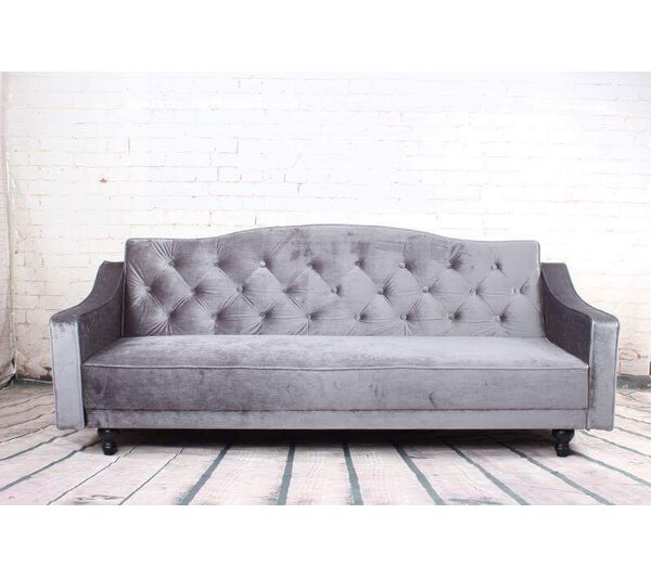 Delanie Sleeper Sofa by House of Hampton House of Hampton