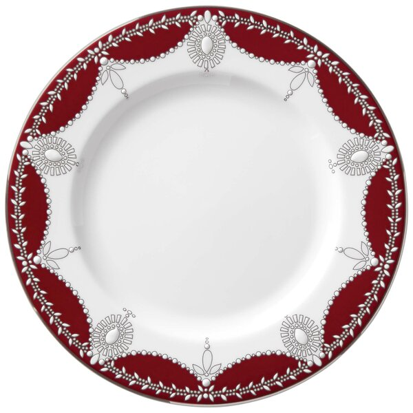 Empire Pearl 8 Salad Plate by Marchesa by Lenox