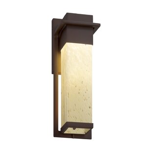 Price Check Luzerne Outdoor Sconce By Brayden Studio