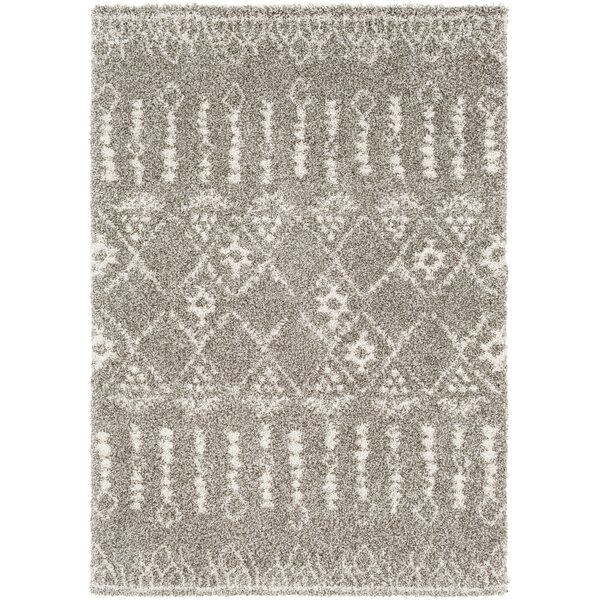 Dussault Bohemian Brown/Taupe Area Rug by Bungalow Rose