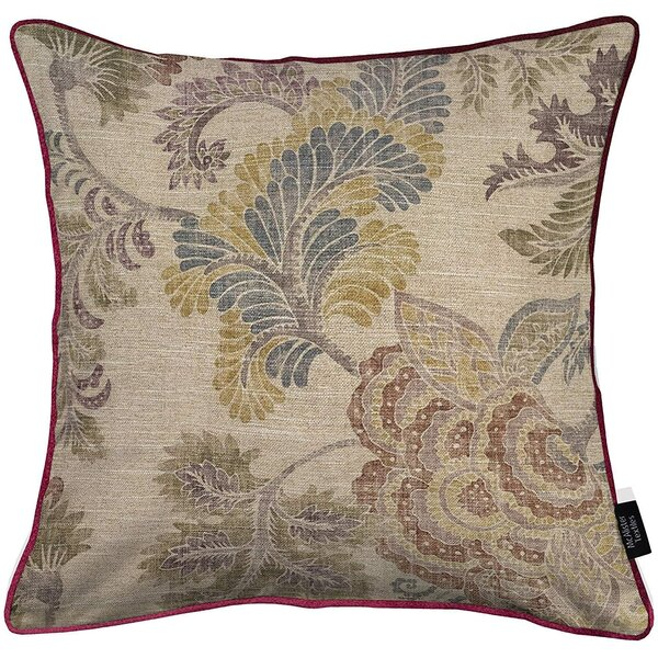 Outdoor Square Pillow Cover