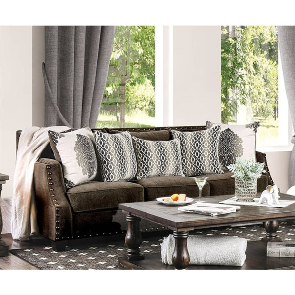 Luxury Brands Ruggles Sofa by Canora Grey by Canora Grey