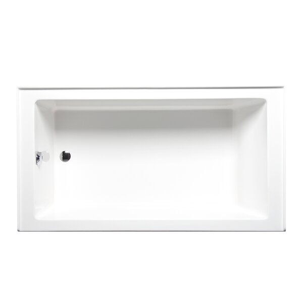 Turo 60 x 30 Alcove/Tile in Soaking Bathtub by Americh