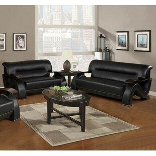 Elsa 2 Piece Living Room Set by Beverly Fine Furniture