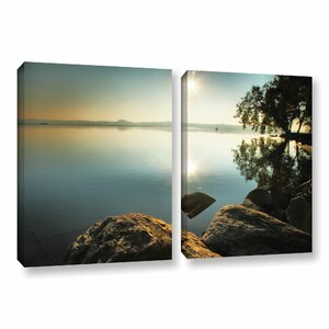 Starting Over by Steve Ainsworth 2 Piece Photographic Print on Wrapped Canvas Set by ArtWall