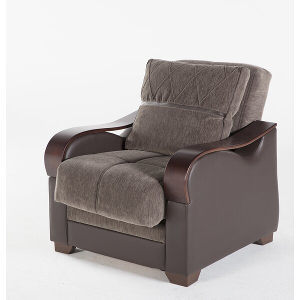 Venne Rudd Convertible Chair By Rosdorf Park
