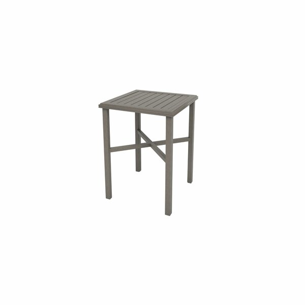 Amici Metal Bar Table by Tropitone