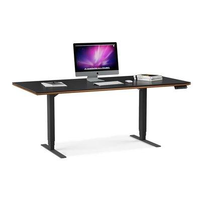 Bdi Adjustable Glass Standing Desk Desks