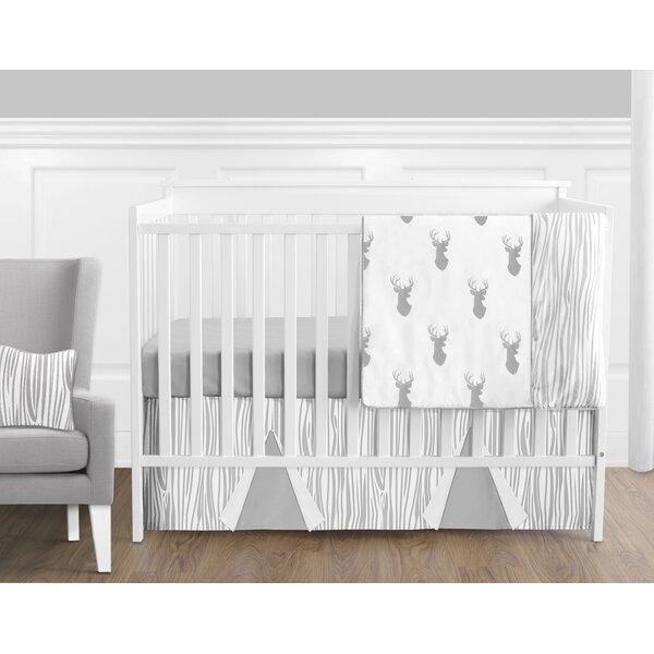 Woodland Deer 11 Piece Crib Bedding Set by Sweet Jojo Designs