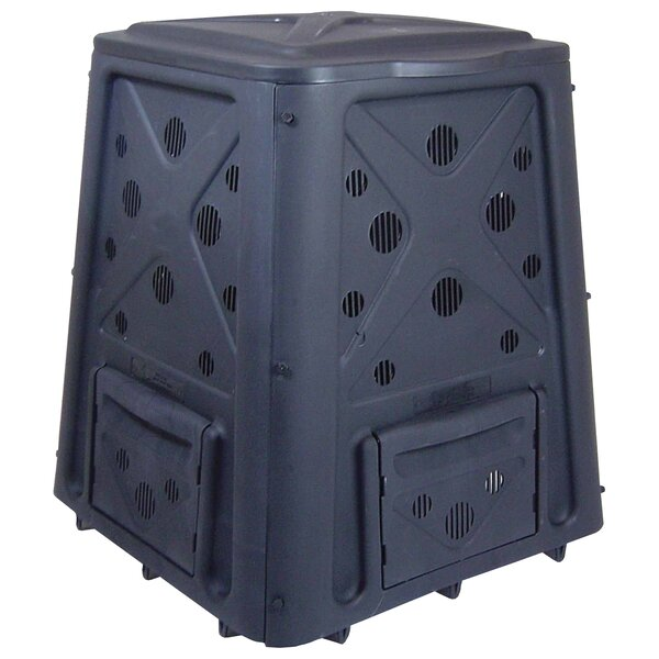 65 Gal. Stationary Composter by Redmon