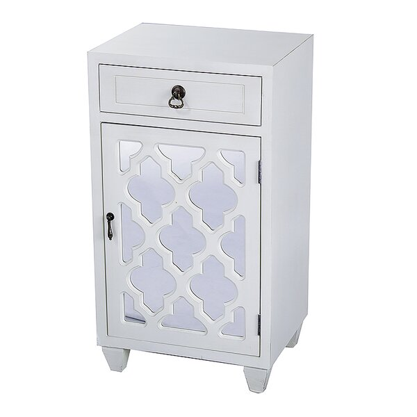 Nakasi Accent Cabinet by Bungalow Rose