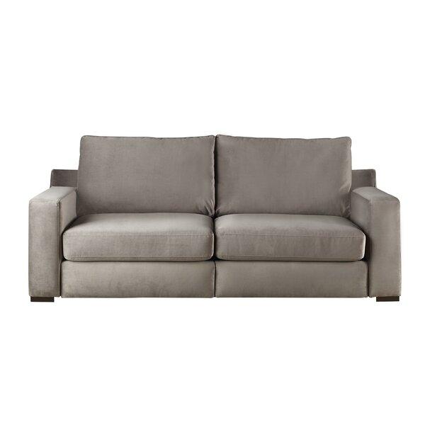 Elyse Low Profile Sofa By Tommy Hilfiger