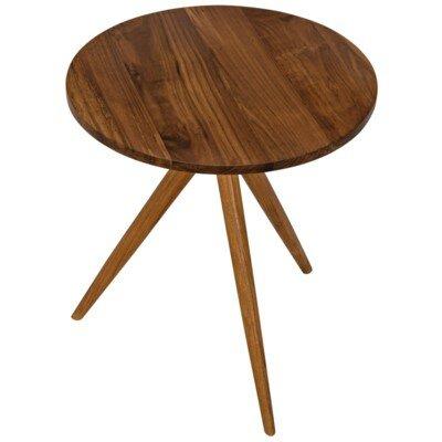Lucas End Table by Noir