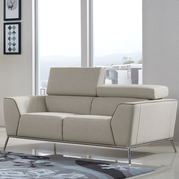 Gilbert Loveseat by Orren Ellis