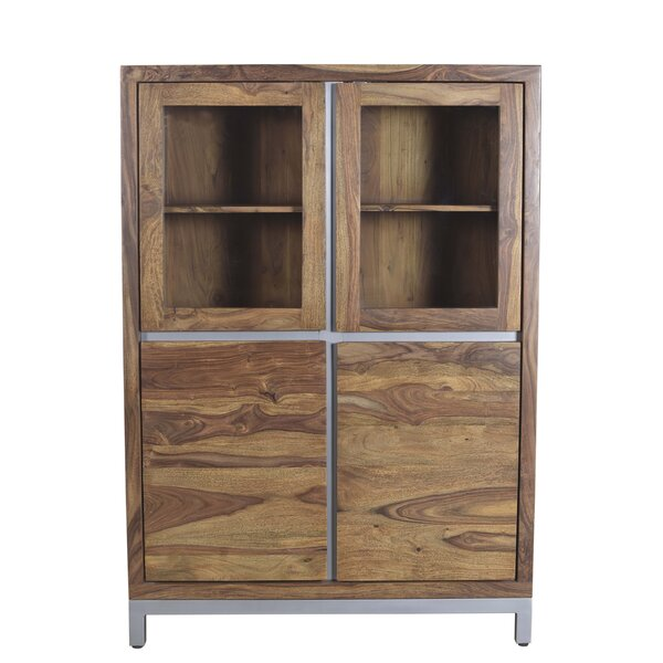 Cullen 4 Door Tall Accent Cabinet by Foundry Select