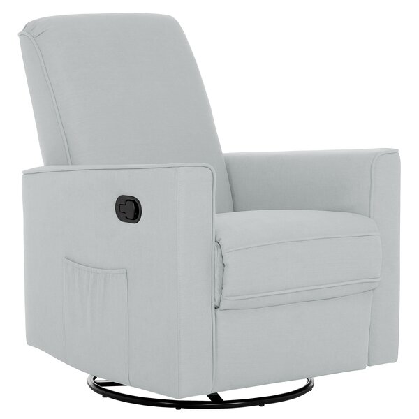 Raleigh Basic Manual Glider Recliner By Evolur