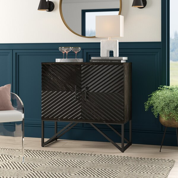 West Drive 2 Door Accent Cabinet by Mercury Row