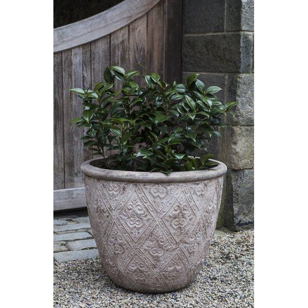 Leonaldo Terracotta Low Pot Planter Set by One Allium Way