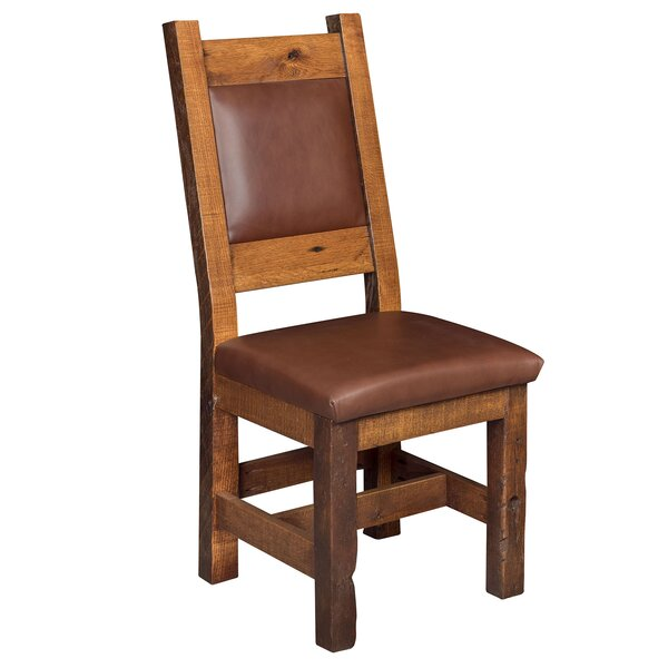 Rabon Solid Wood Dining Chair by Loon Peak