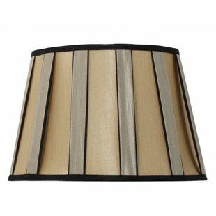Gold lined black lampshade wayfair save aloadofball Choice Image