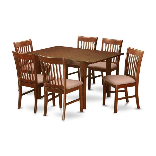 Lorelai 7 Piece Extendable Dining Set