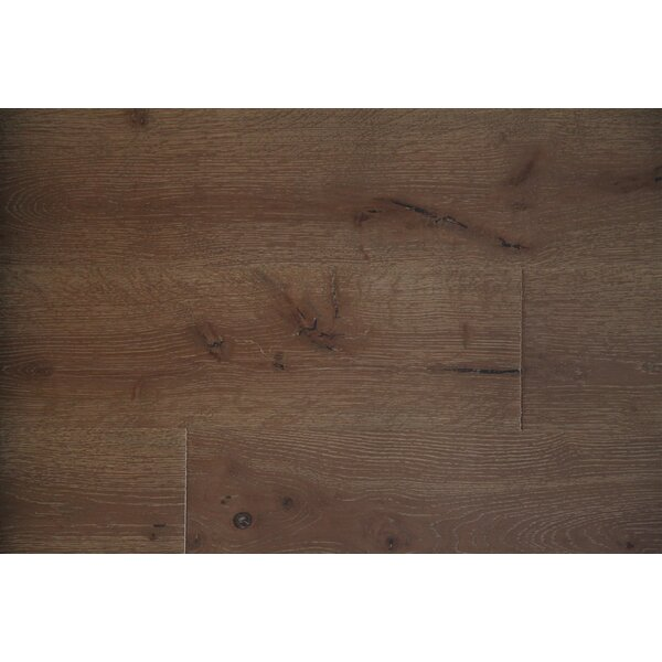 Vita Bella Plus 7 Engineered Oak Hardwood Flooring in Red/Brown by Alston Inc.