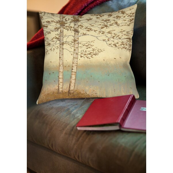 Addis Printed Throw Pillow by Loon Peak