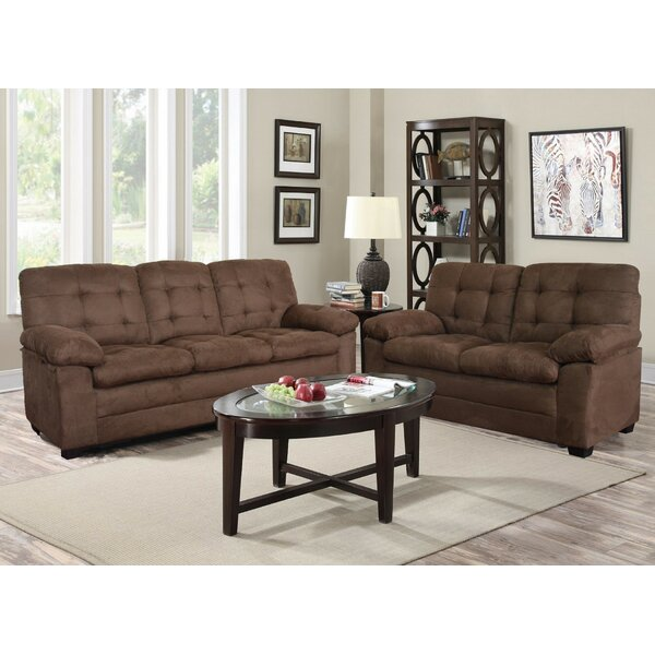 Pangburn 2 Piece Living Room Set by Red Barrel Studio