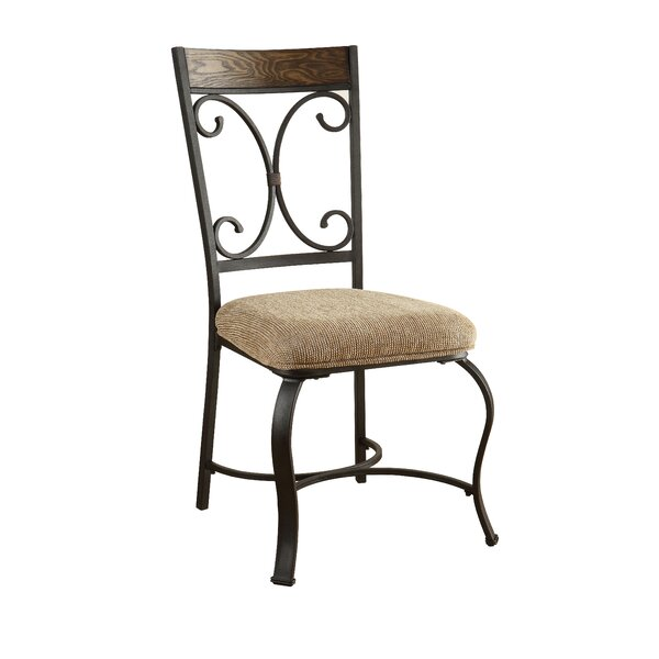 Nagle Upholstered Dining Chair (Set of 2) by Red Barrel Studio
