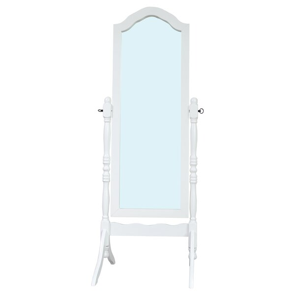 Maryanna Electric Standing Cheval Mirror by Darby Home Co