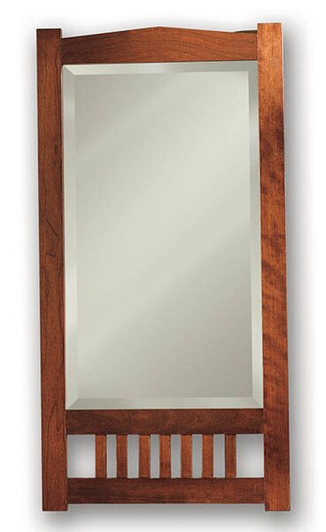 Mission Recessed Beveled Mirror by Broan